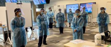 Rapid COVID-19 Screening Tests underway at UBC